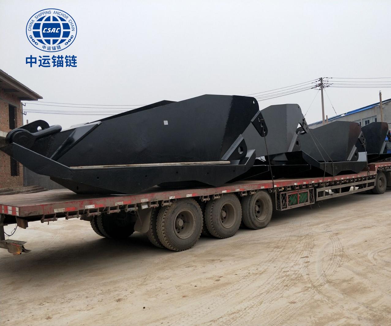 China 1000kg Stevpris Mk5 Anchor for Marine - China